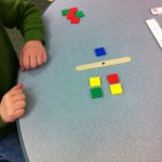 We have been working on addition and subtraction.