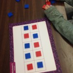 Showing different ways to make 10